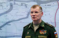 ایگور کوناشنکف 226x145 - سخنگوی وزارت دفاع روسیه: سرنگونی طیاره روسی کار اسراییل بوده است