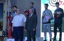 کسب مدال برونز توسط رسول عمری در مسابقات بوکس محصلان جهان