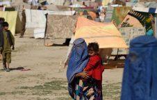 بیجاشده 226x145 - بیجا شدن صدها خانواده در ولایت ننگرهار