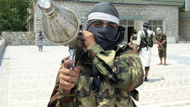 تروریست 1 - نگرانی روسیه از افزایش دهشت افگنی در افغانستان