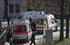 ترکیه 226x145 - وقوع یک انفجار تروریستی در جنوب ترکیه