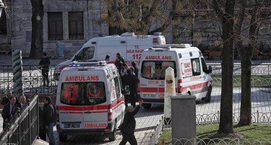 ترکیه 550x295 - وقوع یک انفجار تروریستی در جنوب ترکیه