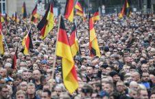 جرمنی2 226x145 - تصاویر/ تظاهرات ضد مهاجرتی در جرمنی