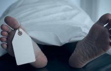 جسد 226x145 - کشف جسد برهنه زن جوان