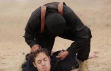 جلاد داعش 226x145 - بازگشت ۱۲۴ داعشی به جرمنی