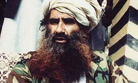 جلال الدین حقانی - موسس شبکه تروریستی حقانی وفات یافت