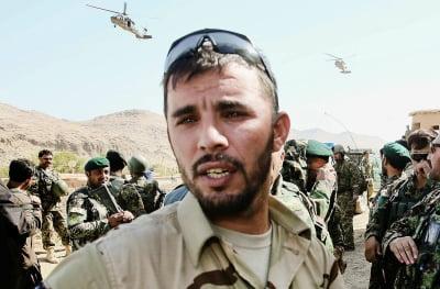 جنرال عبدالرازق - اعطای لقب قهرمان شهید دفاع افغانستان به جنرال رازق