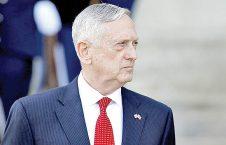 جیمز متیس 226x145 - انتقاد جیمز متیس از سیاست های بارک اوباما و دونالد ترمپ در افغانستان