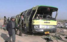 حادثه 226x145 - وقوع یک حادثه ترافیکی در شاهراه کندهار- هرات