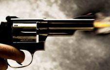 حمله مسلحانه 226x145 - یک پولیس در کندهار، همکارانش را به خاک وخون کشید!