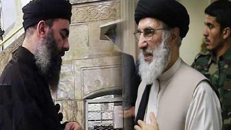 داعش حکمتیار - آموزش تروریست های داعش در پایگاه نظامی حزب اسلامی حکمتیار