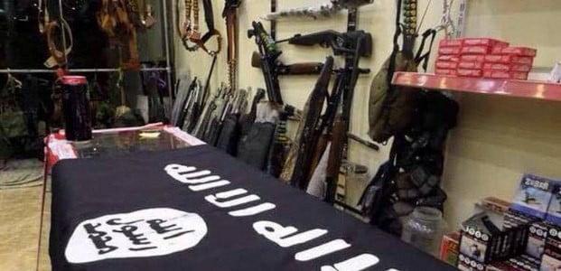 داعش 2 - سلاح های سوئیسی در دست داعش!