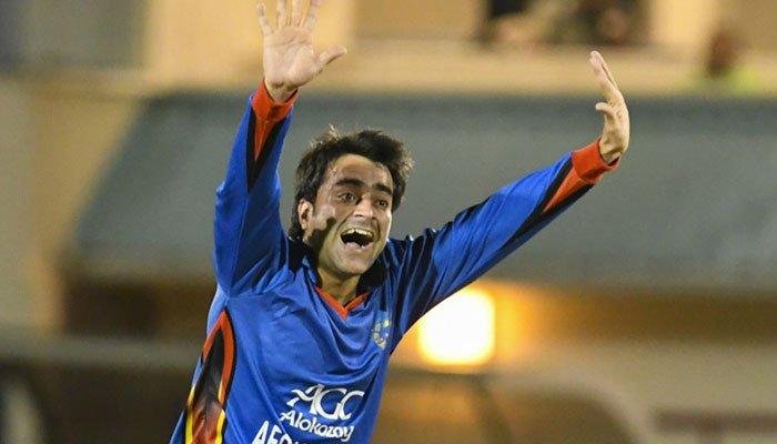 راشدخان - تعین راشد خان به حیث کپیتان تیم ملی کرکت