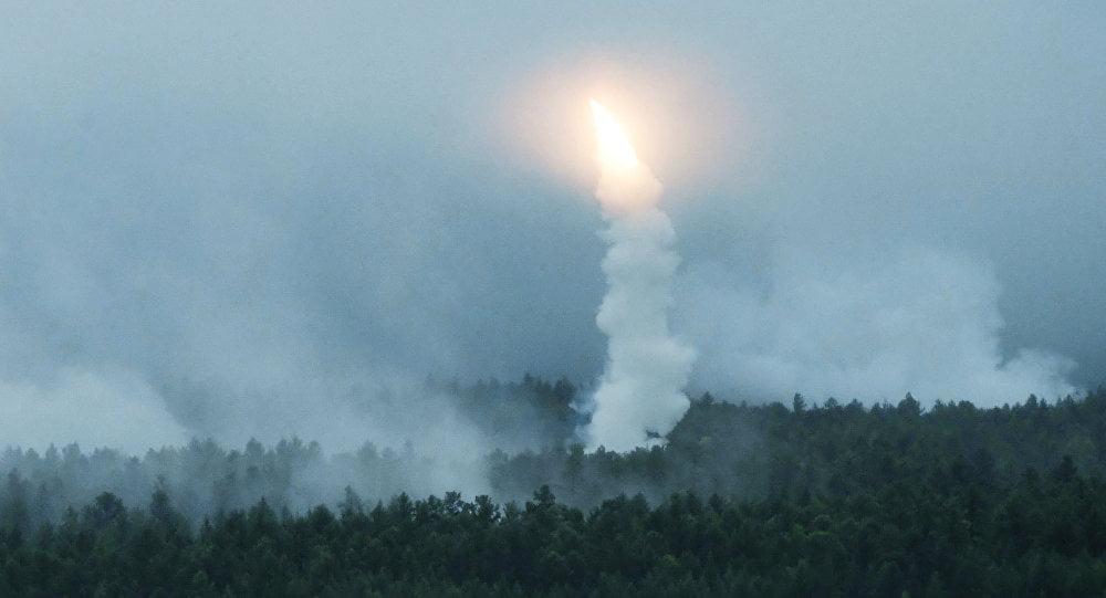 راکت - استفاده از راکتهای نامرئی در رزمایش روسیه