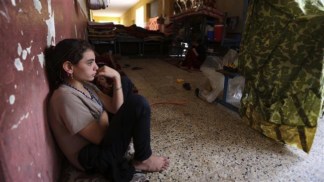 زنان ایزدی - عامل شکنجه و تجاوز به زنان ایزدی دستگیر شد + عکس