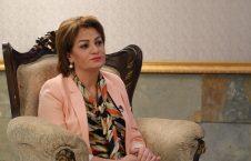 سروه عبدالواحد 226x145 - نخستین زن عراقی نامزد ریاست جمهوری شد!