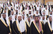 شاهزاده های سعودی 226x145 - تغييرات ساختار قبيله ای آل سعود
