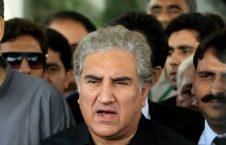 شاه محمود قریشی 226x145 - توصیه وزیر امور خارجه پاکستان به هند
