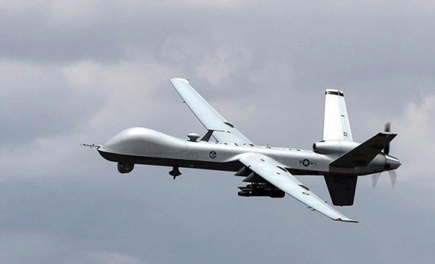 طیاره بی پیلوت - سقوط یک طیاره بی پیلوت جاسوسی عربستان در جیزان