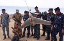 طیاره داعش 226x145 - کشف یک فروند طیاره بی پیلوت گروه داعش در موصل