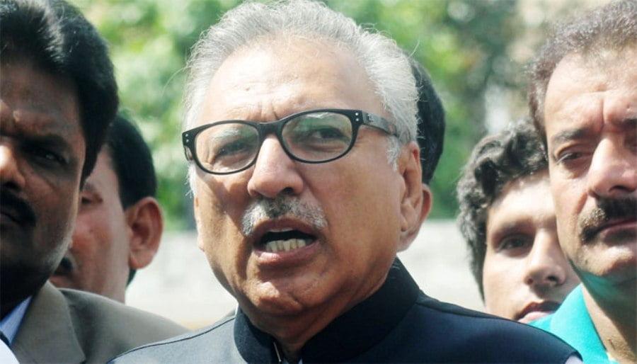 عارف الرحمان علوی - رییسجمهور جدید پاکستان کیست؟
