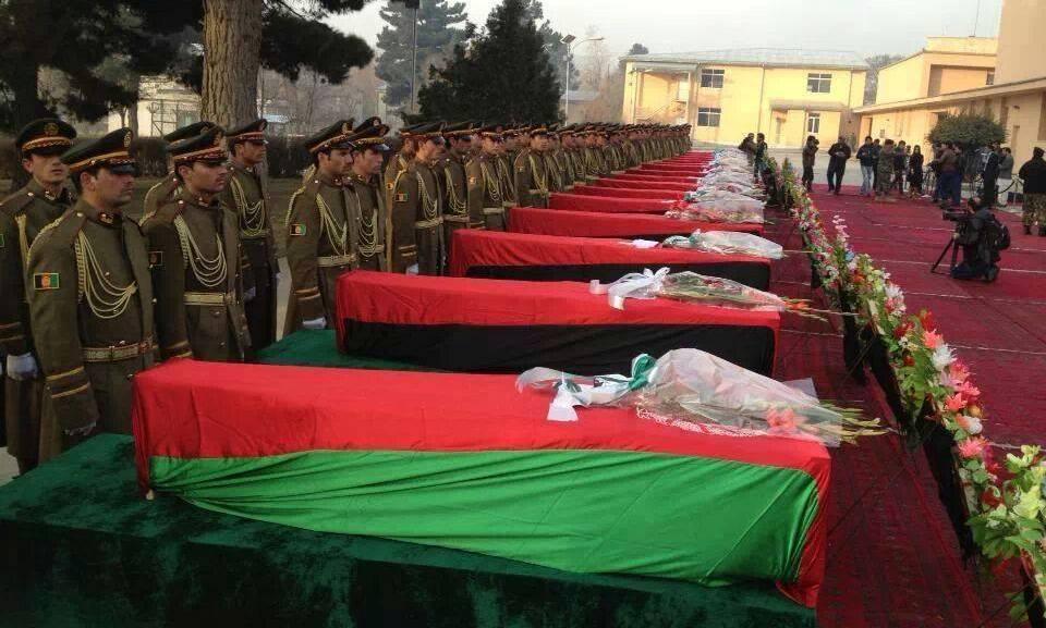 عسکر - چرا حکومت آمار واقعی تلفات نیروهای نظامی را مخفی می کند؟