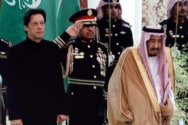 خان - سفر پربار عمران خان به عربستان!