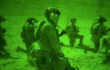 عملیات شبانه 226x145 - والی میدان وردک: حکومت در جریان عملیاتهای شبانه خارجی ها قرار ندارد