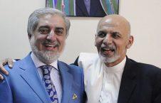 غنی عبدالله 226x145 - دیدار رییس جمهور غنی با رییس شورای عالی مصالحه ملی