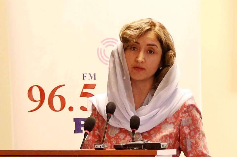 فرخنده زهرا نادری - سفیر جدید افغانستان در امریکا تعین شد