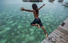 قبیله باجائو 4 226x145 - تصاویر/ قبیله ای که فقط در آب زنده گی می کنند!