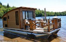 لی کوروک 226x145 - خانه ای زیبا بر روی آب! + تصاویر