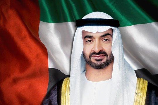 محمد بن زايد - حمایت تسلیحاتی امارات از داعش