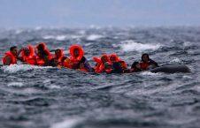 مهاجر 226x145 - مهاجرین افغان از کام مرگ نجات یافتند!