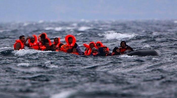 مهاجر - مهاجرین افغان از کام مرگ نجات یافتند!