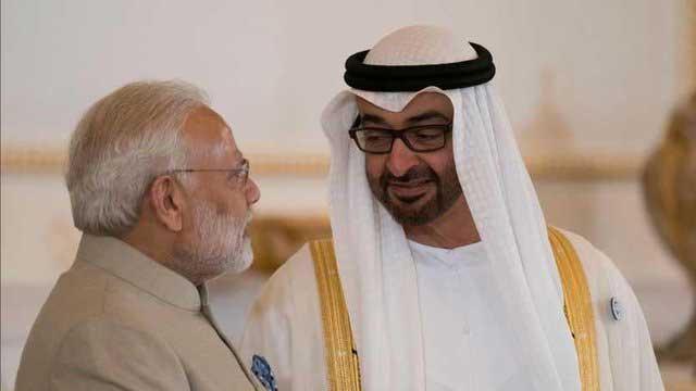 هند امارات - دست رد هند به سینه امارات!