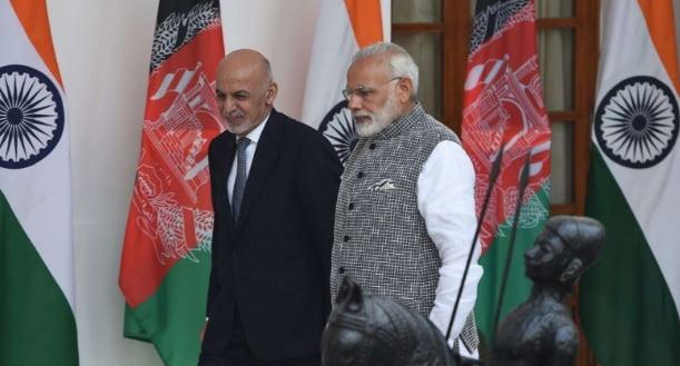 هند - جایگاه هند در فرآیند صلح افغانستان