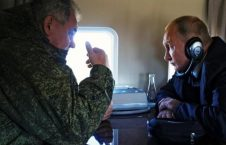 ولادیمیر پوتین 226x145 - تصاویر/ ولادیمیر پوتین در بزرگترین رزمایش تاریخ روسیه