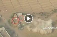 ویدیو بمباردمان مواضع سعودی یمنی 226x145 - ویدیو/ لحظه بمباردمان مواضع سعودی توسط یمنی ها