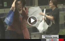 ویدیو توفان جاپان 10 کشته 226x145 - ویدیو/ توفان بی سابقه در جاپان 10 کشته برجای گذاشت