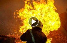 ویدیو نمایش آتش درعربستان 226x145 - ویدیو/ نمایش آتش در عربستان!