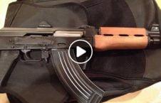 ویدیو کلاشنیکفی که در کیف جا می شود 226x145 - ویدیو/ کلاشنیکفی که در کیف جا می شود!
