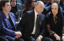 پوتین4 226x145 - تصویر/ حضور رییس جمهور روسیه در مراسم تشییع خواننده مشهور