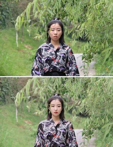 چینایی4 - چهره واقعی دختران زیبای چینایی را ببینید + تصاویر