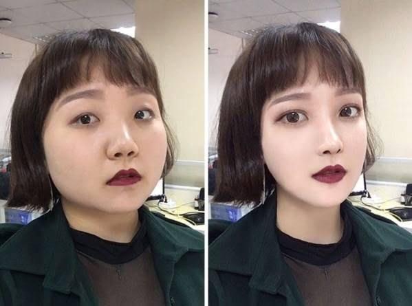 چینایی8 - چهره واقعی دختران زیبای چینایی را ببینید + تصاویر