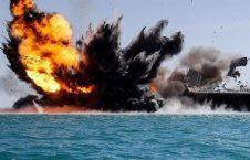 226x145 - انهدام یک کشتی عربستان توسط نیروی بحری یمن