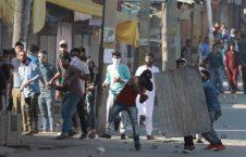 کشمیر 226x145 - وقوع درگیری میان پولیس هند و معترضان در کشمیر