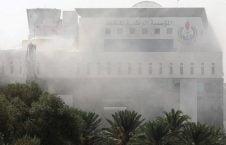 یورش داعش لیبیا1 226x145 - تصاویر/ یورش داعش به تعمیر شرکت نفت لیبیا