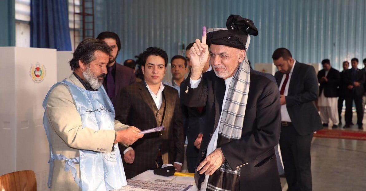 اشرف غنی 2 - تیر خلاص اشرف غنی به دیموکراسی در افغانستان