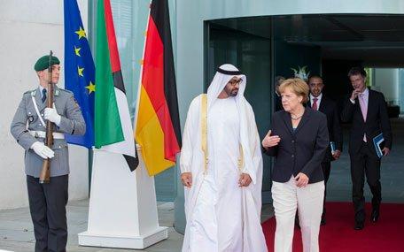 امارات جرمنی - ناگفته هایی از معامله تسلیحاتی جرمنی و امارات متحده عربی
